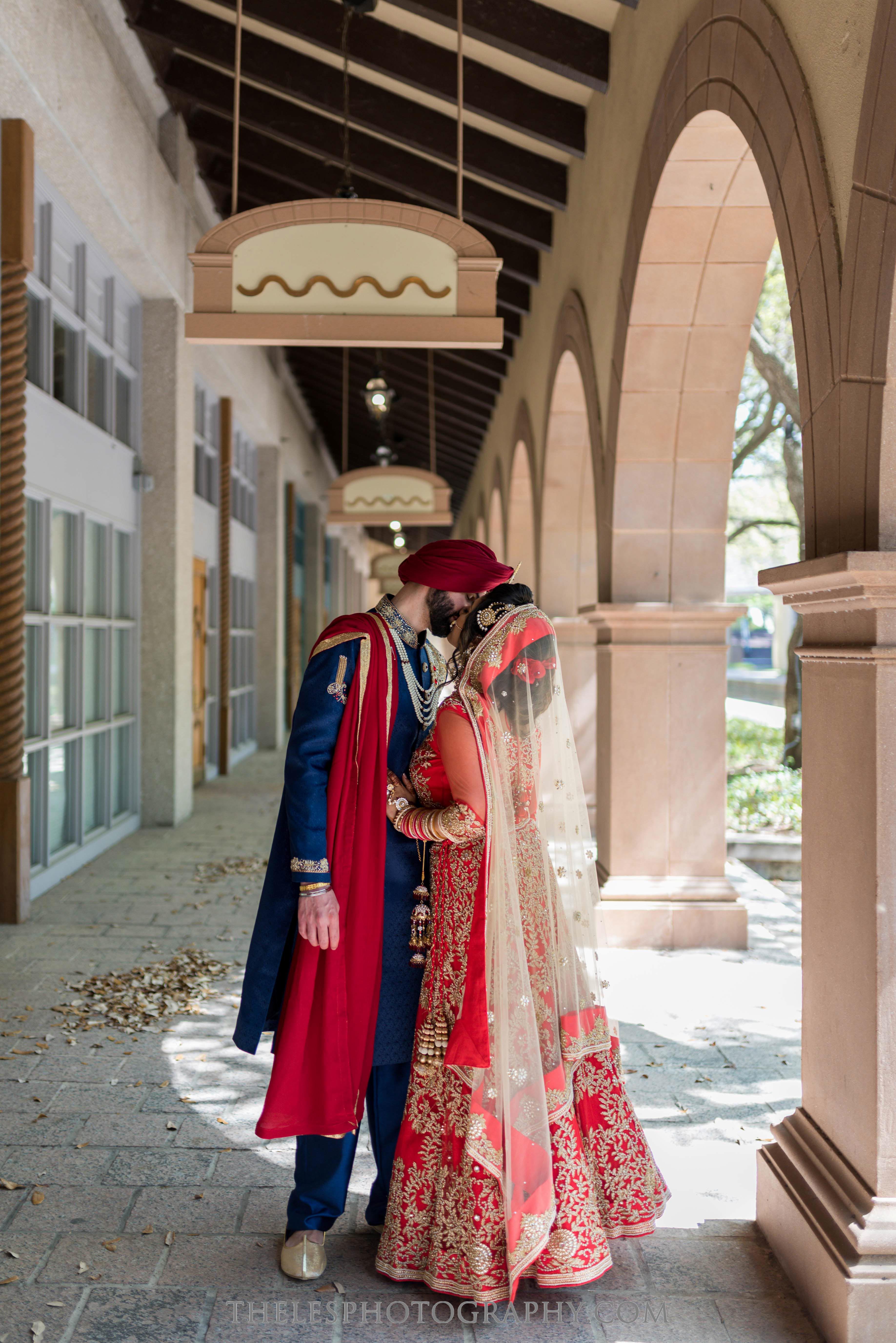 The Les Photography - Punjabi Wedding - Sikh Indian Wedding - Dallas Wedding Photographer 53
