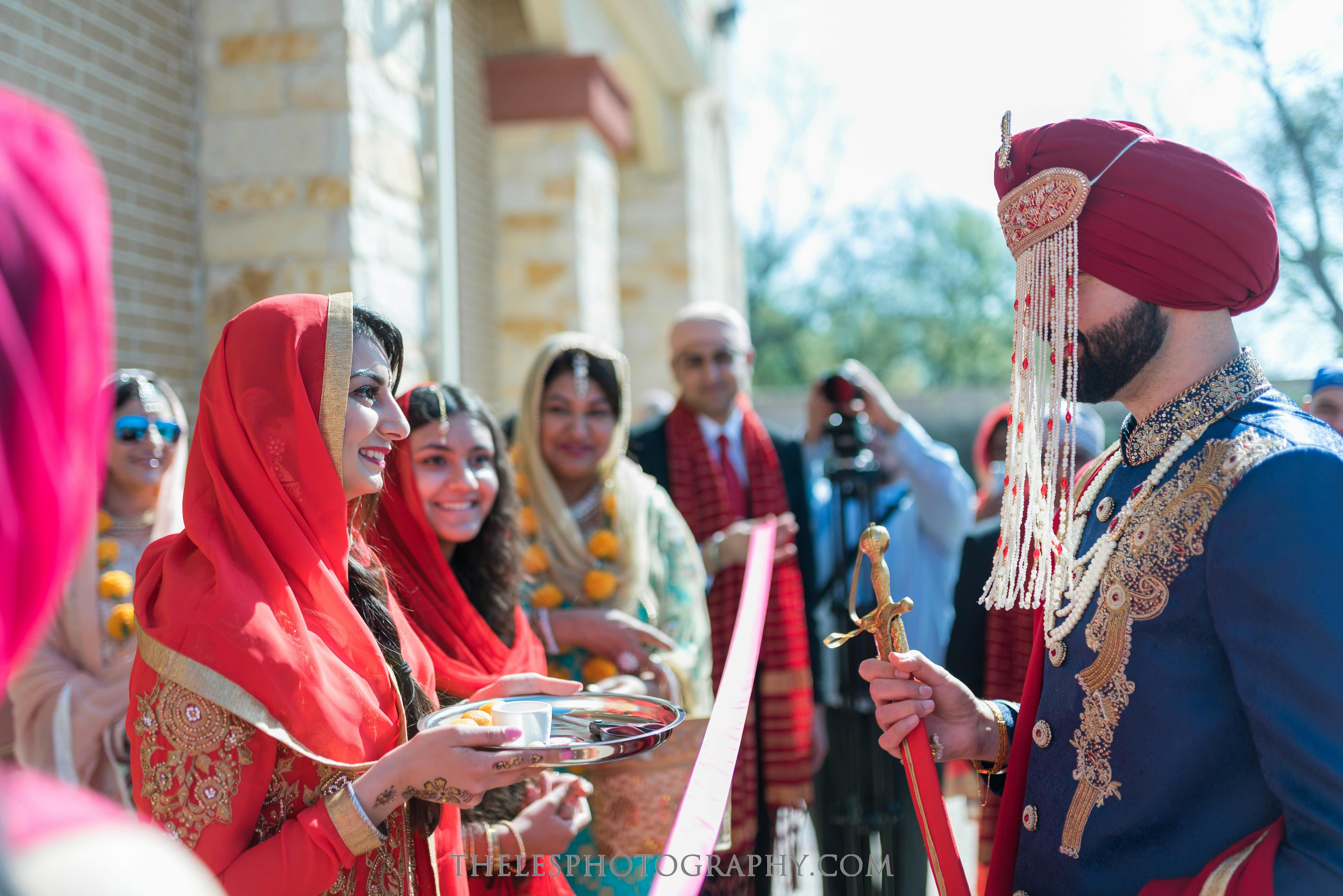The Les Photography - Punjabi Wedding - Sikh Indian Wedding - Dallas Wedding Photographer 27
