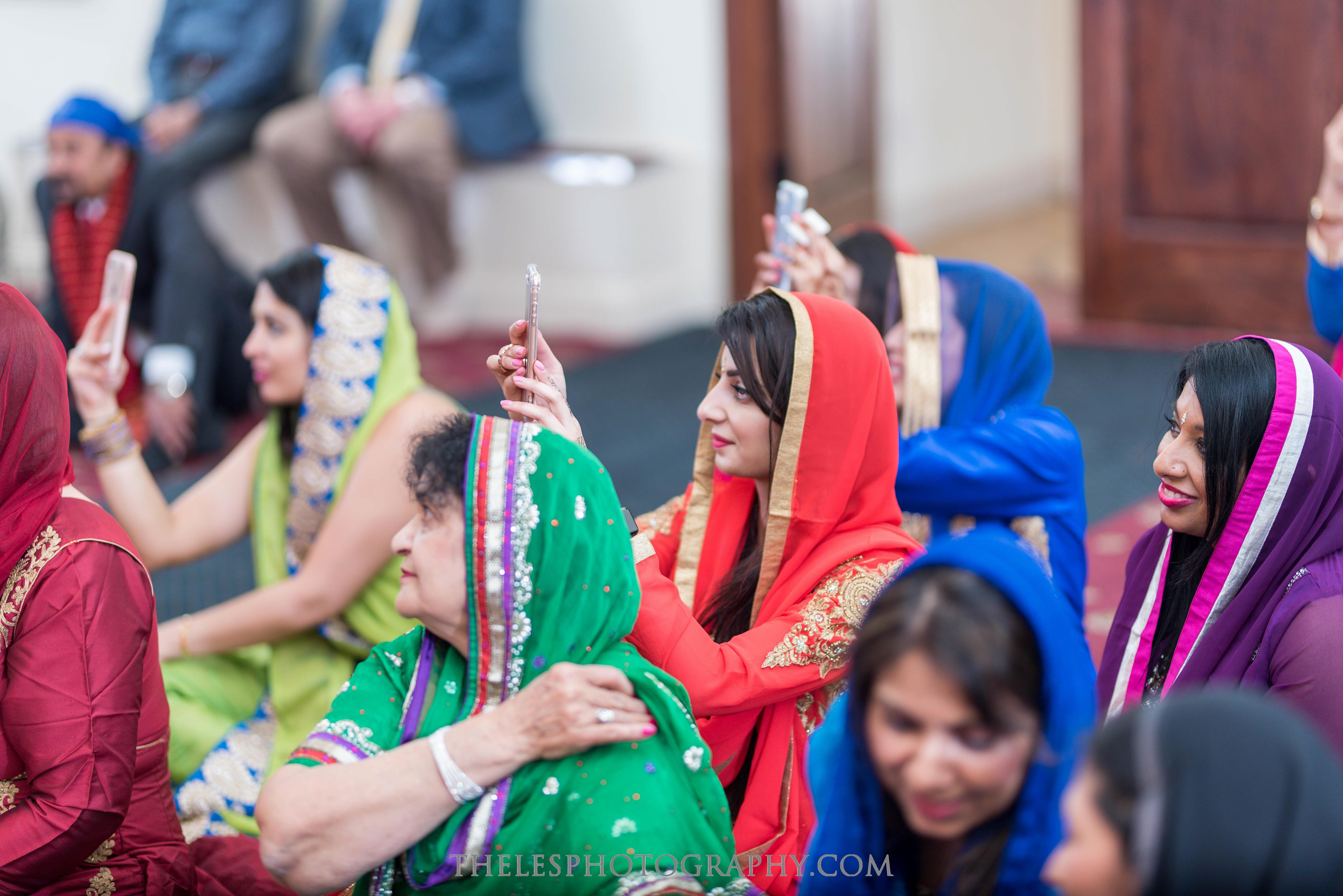 The Les Photography - Punjabi Wedding - Sikh Indian Wedding - Dallas Wedding Photographer 30