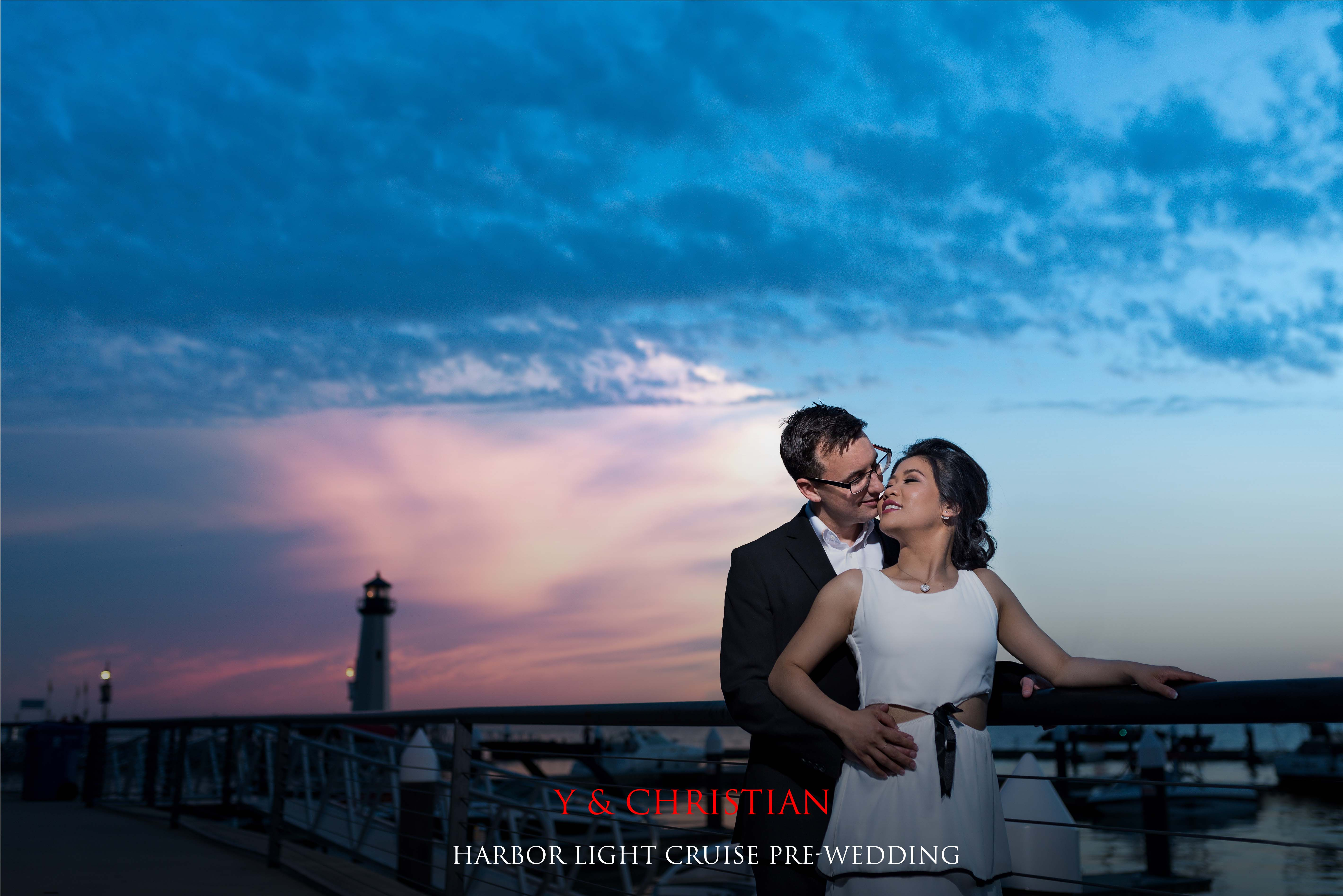 Harbor Rockwall Pre-wedding