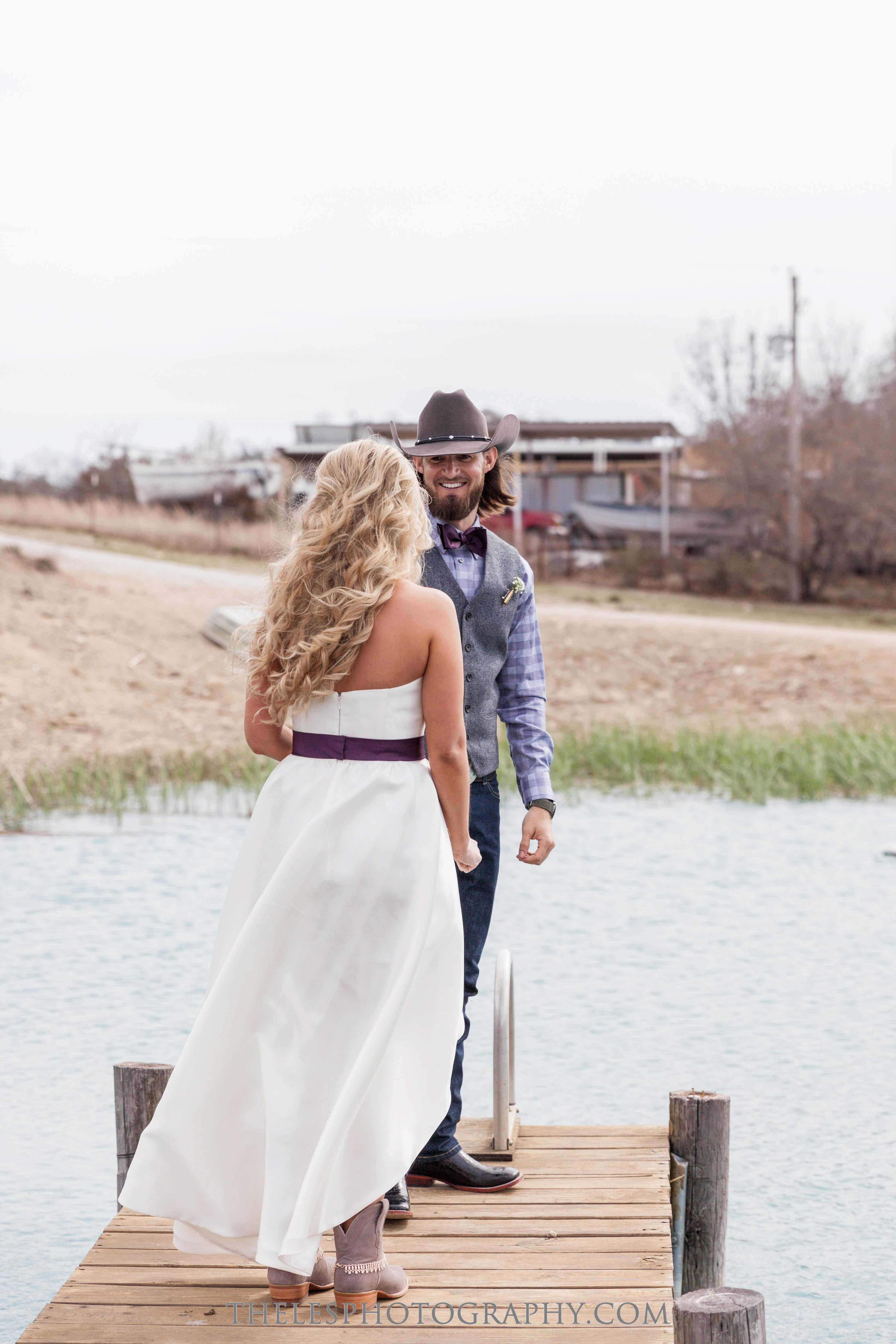 038 Dallas Wedding Photography - Photographer - The Les Photography - Fort Country Memories Wedding