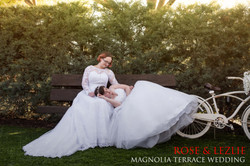 Magnolia Terrace Wedding