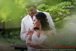 Fort Worth Botanical Garden Wedding