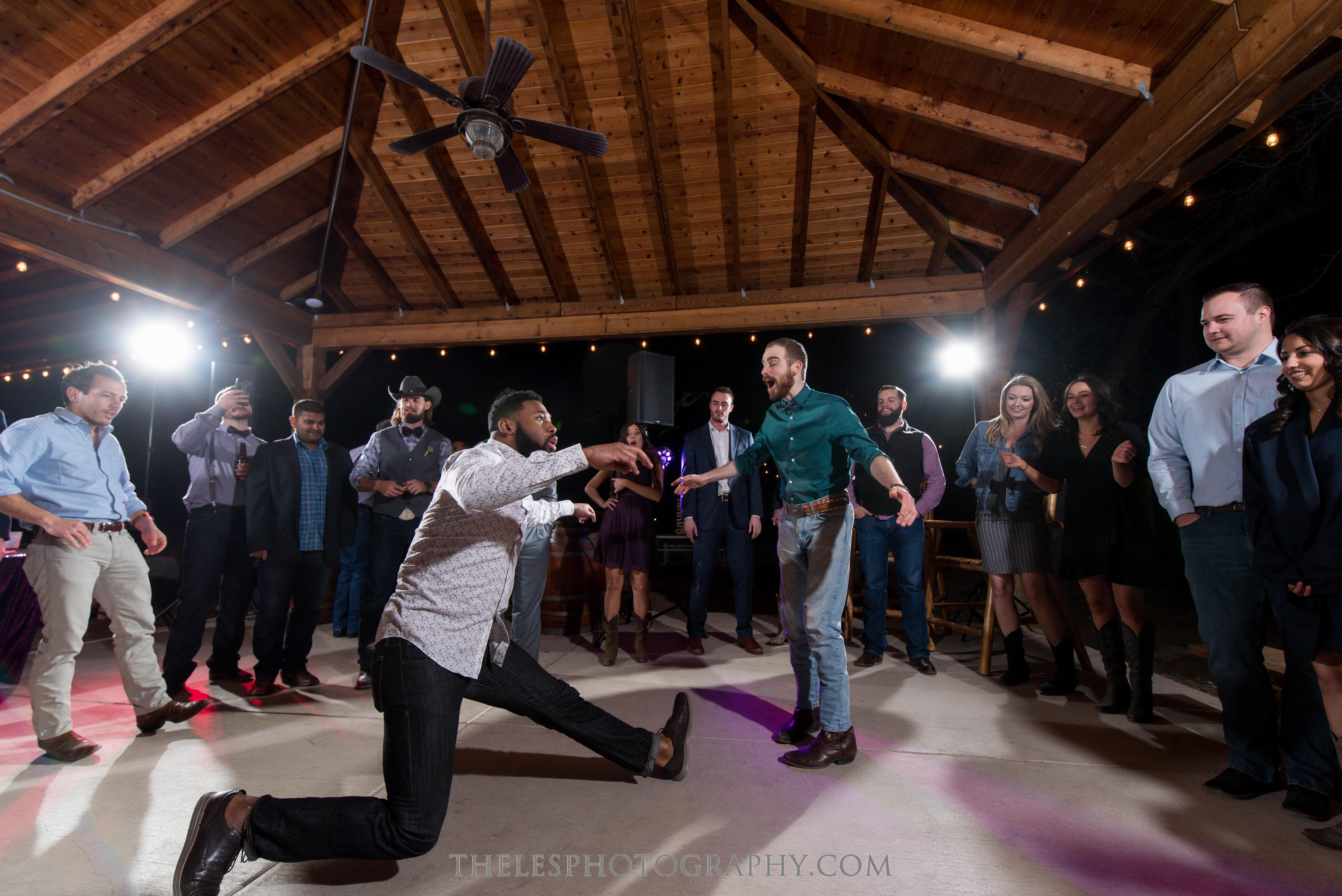 128 Dallas Wedding Photography - Photographer - The Les Photography - Fort Country Memories Wedding