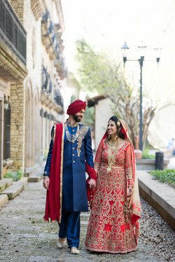 The Les Photography - Punjabi Wedding - Sikh Indian Wedding - Dallas Wedding Photographer 44