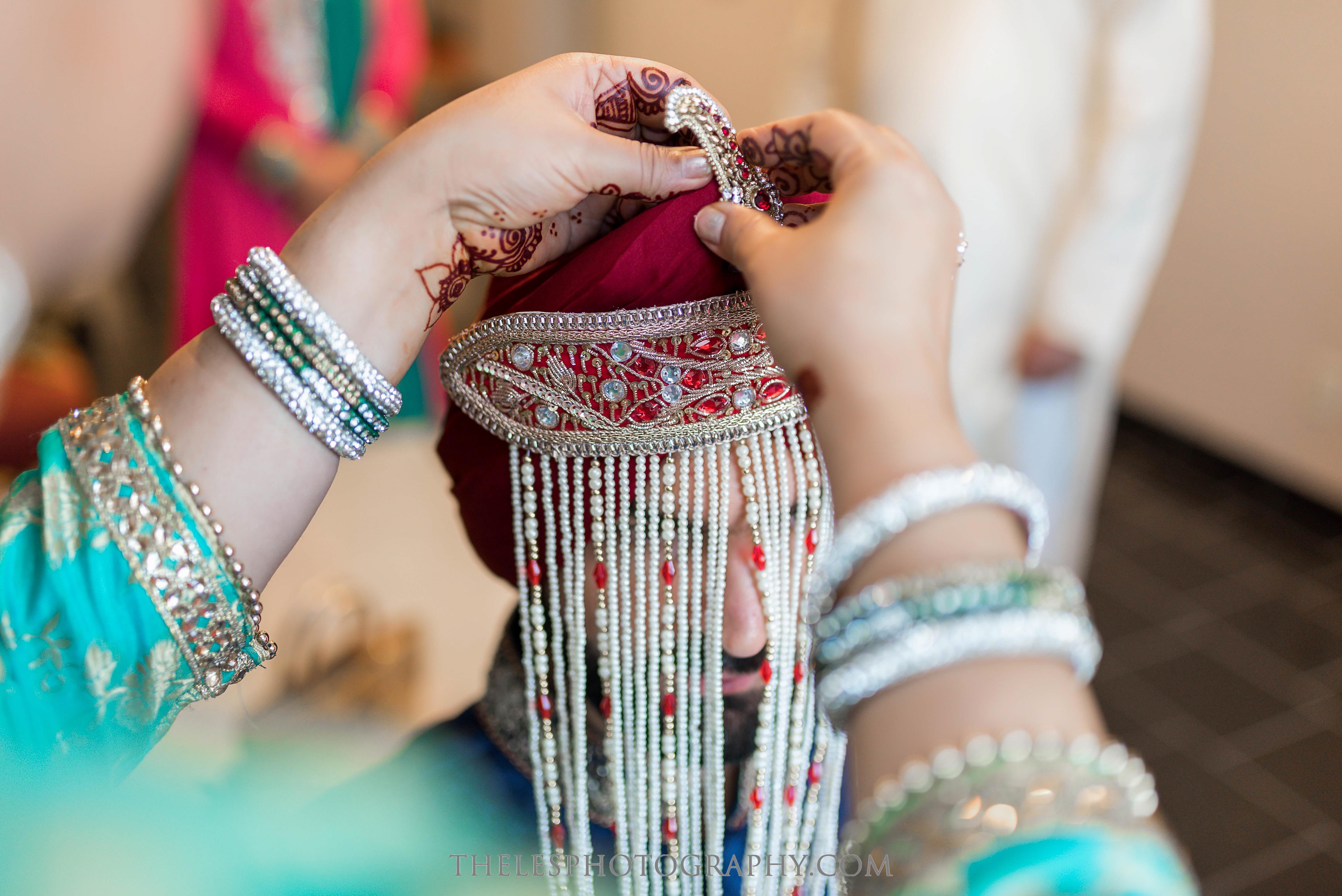 The Les Photography - Punjabi Wedding - Sikh Indian Wedding - Dallas Wedding Photographer 21