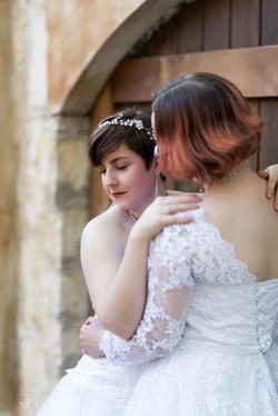 Rose and Lezlie Wedding Highlight 16