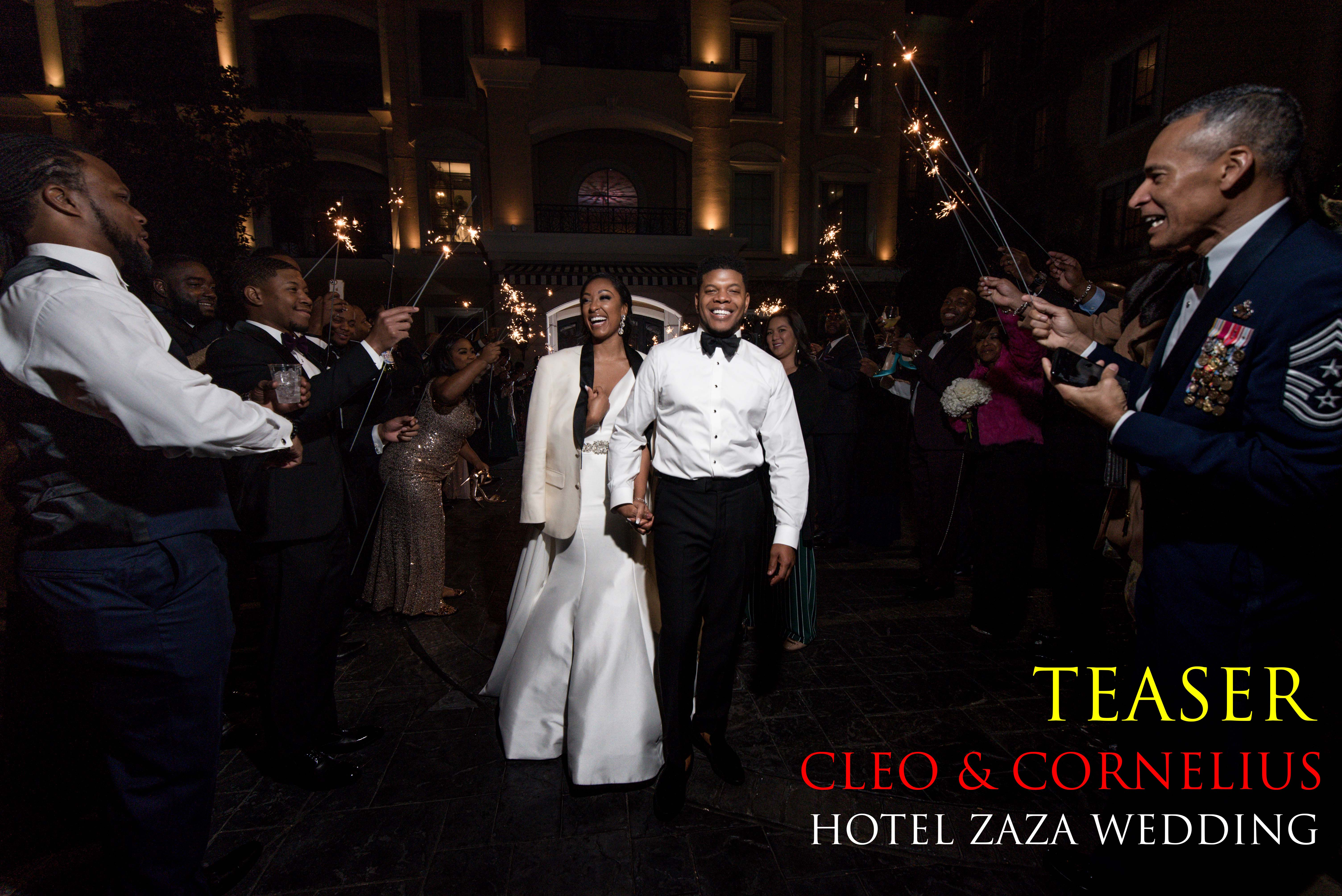 Hotel Zaza Wedding Dallas