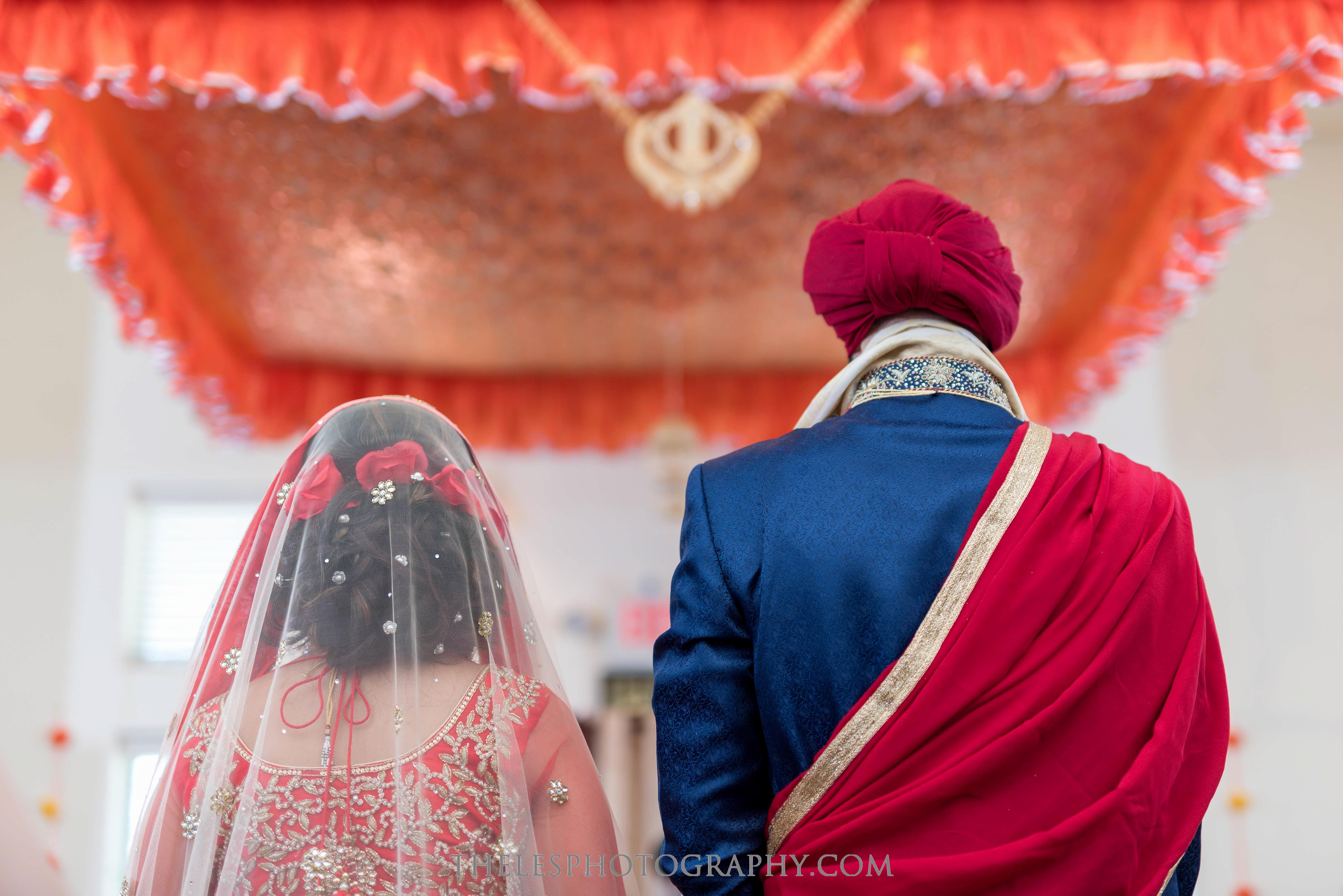 The Les Photography - Punjabi Wedding - Sikh Indian Wedding - Dallas Wedding Photographer 33