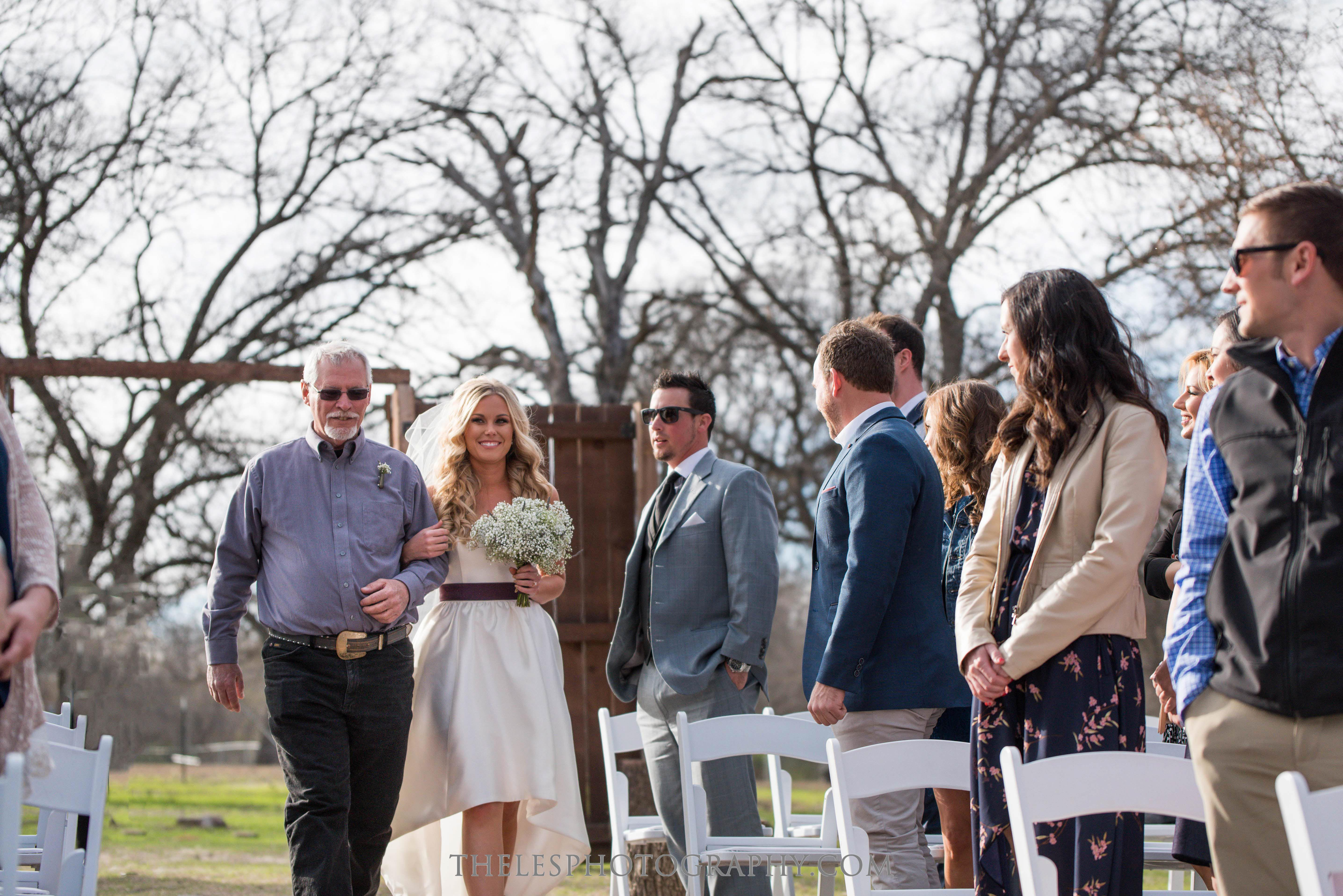 063 Dallas Wedding Photography - Photographer - The Les Photography - Fort Country Memories Wedding