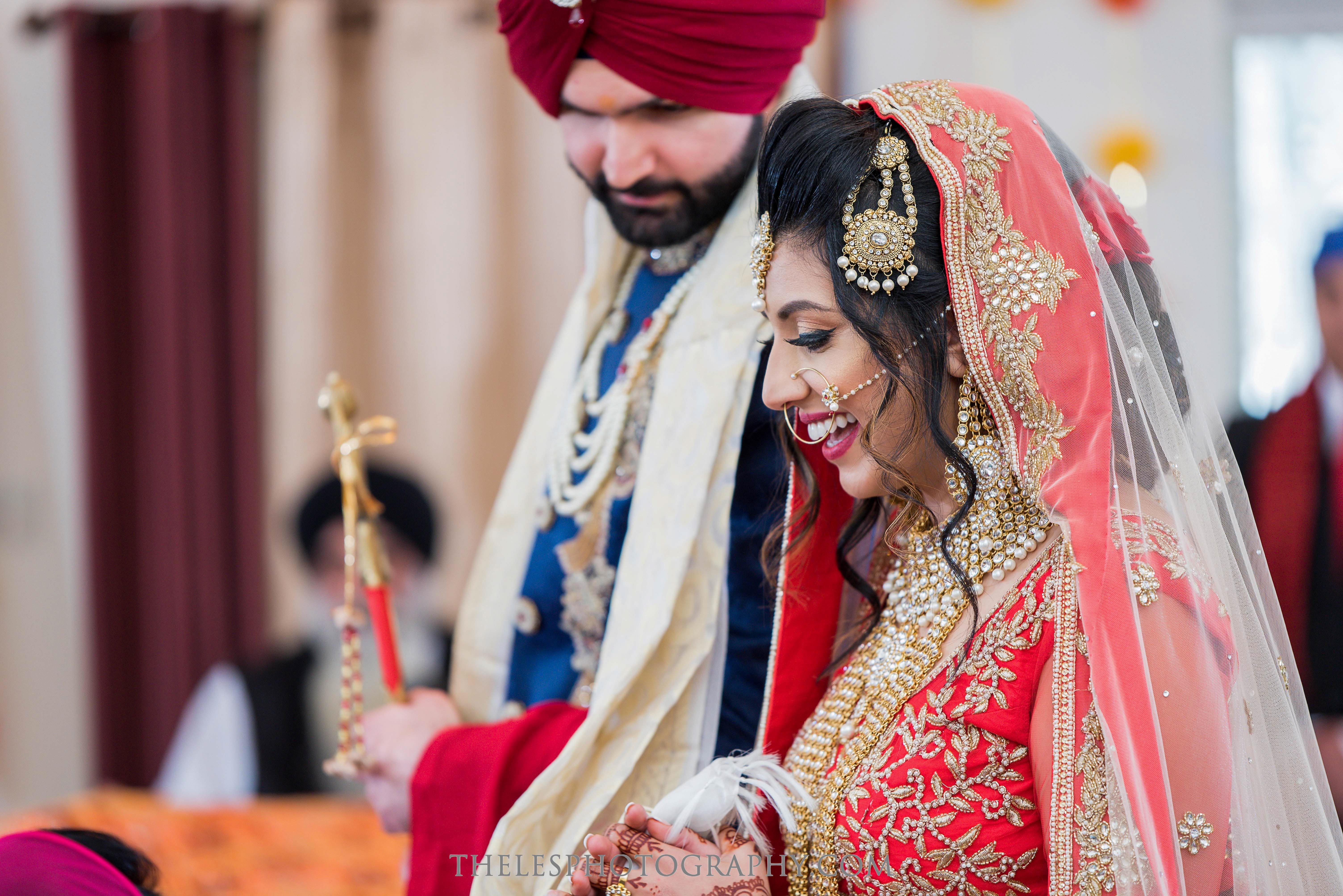The Les Photography - Punjabi Wedding - Sikh Indian Wedding - Dallas Wedding Photographer 32