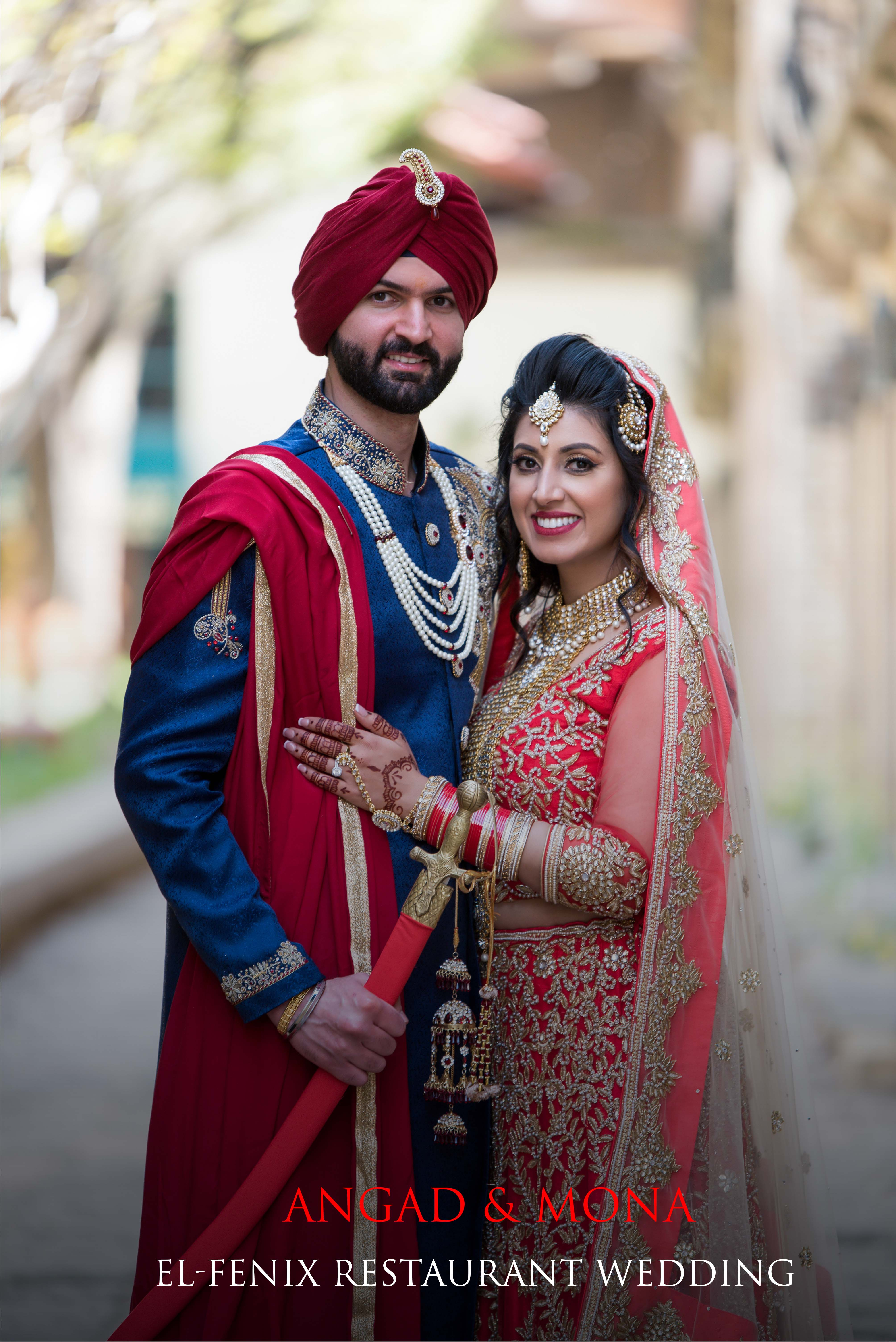 South Indian - Punjabi Sikh Wedding