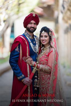 South Indian - Punjabi Sikh Wedding