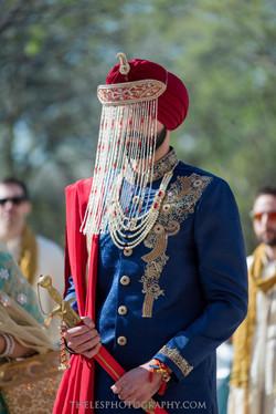 The Les Photography - Punjabi Wedding - Sikh Indian Wedding - Dallas Wedding Photographer 25