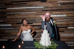 Ben and Kiki's Wedding Highlight 18
