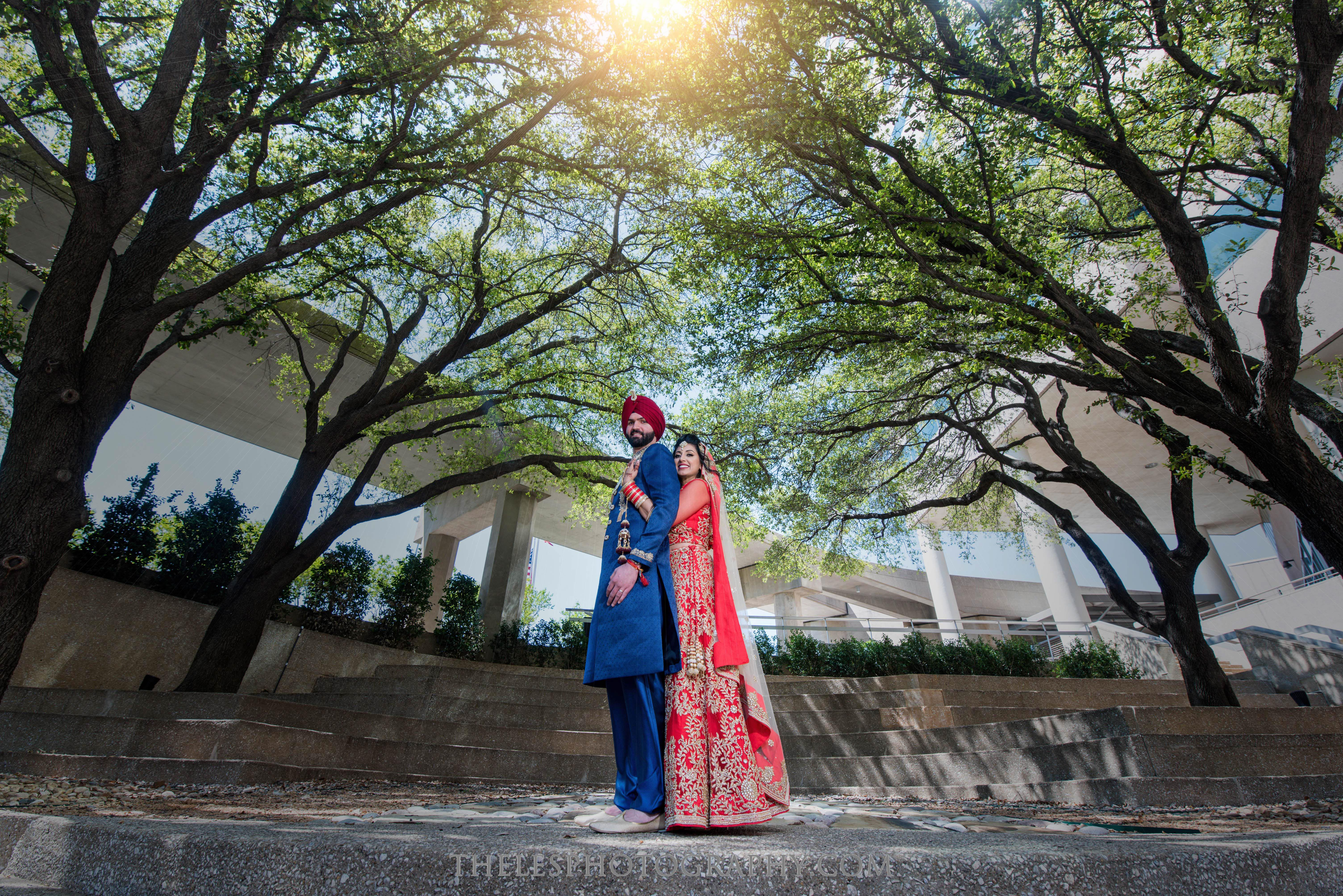The Les Photography - Punjabi Wedding - Sikh Indian Wedding - Dallas Wedding Photographer 42