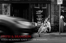 Venue at Lot 207 Wedding