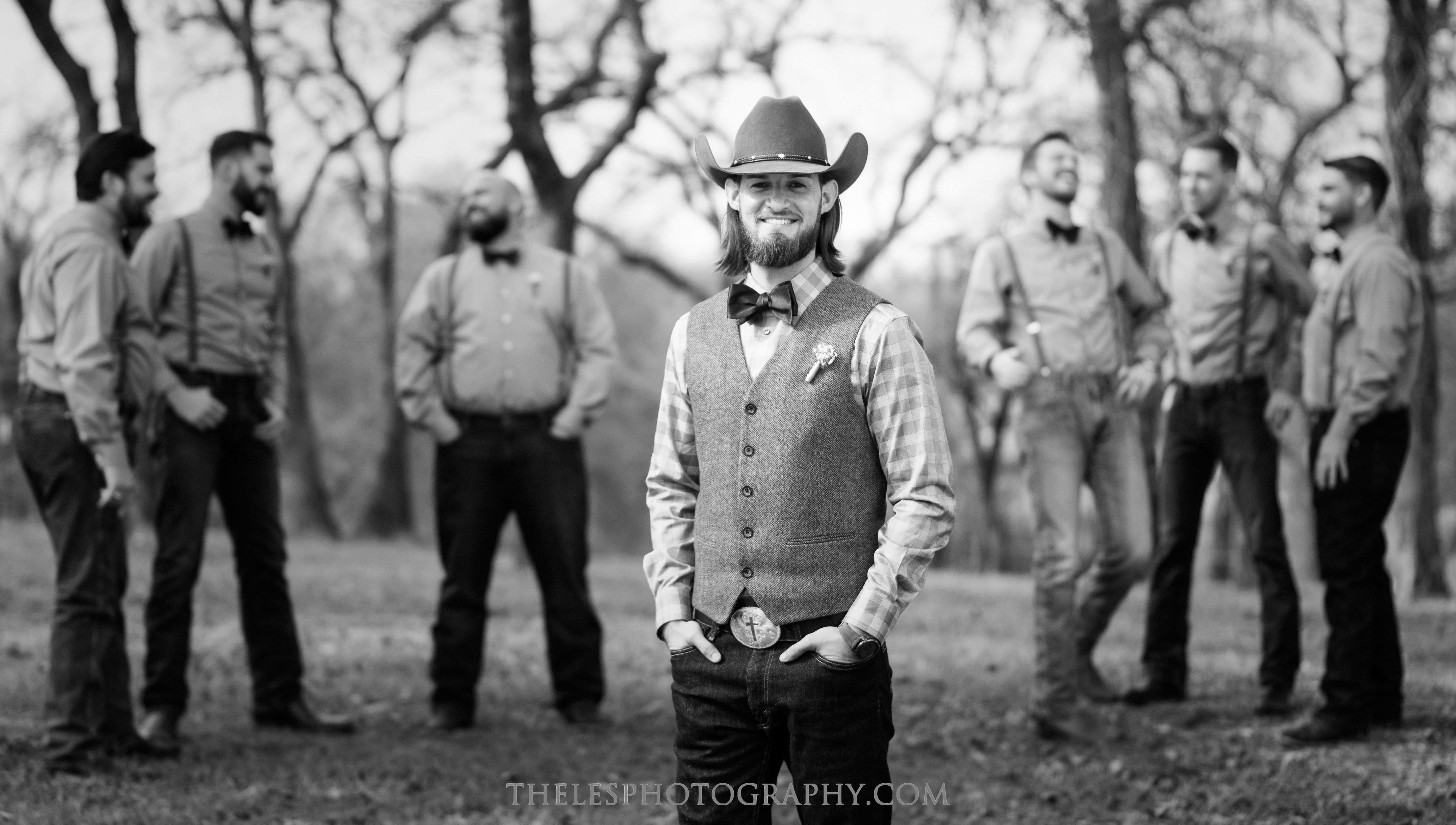 033 Dallas Wedding Photography - Photographer - The Les Photography - Fort Country Memories Wedding