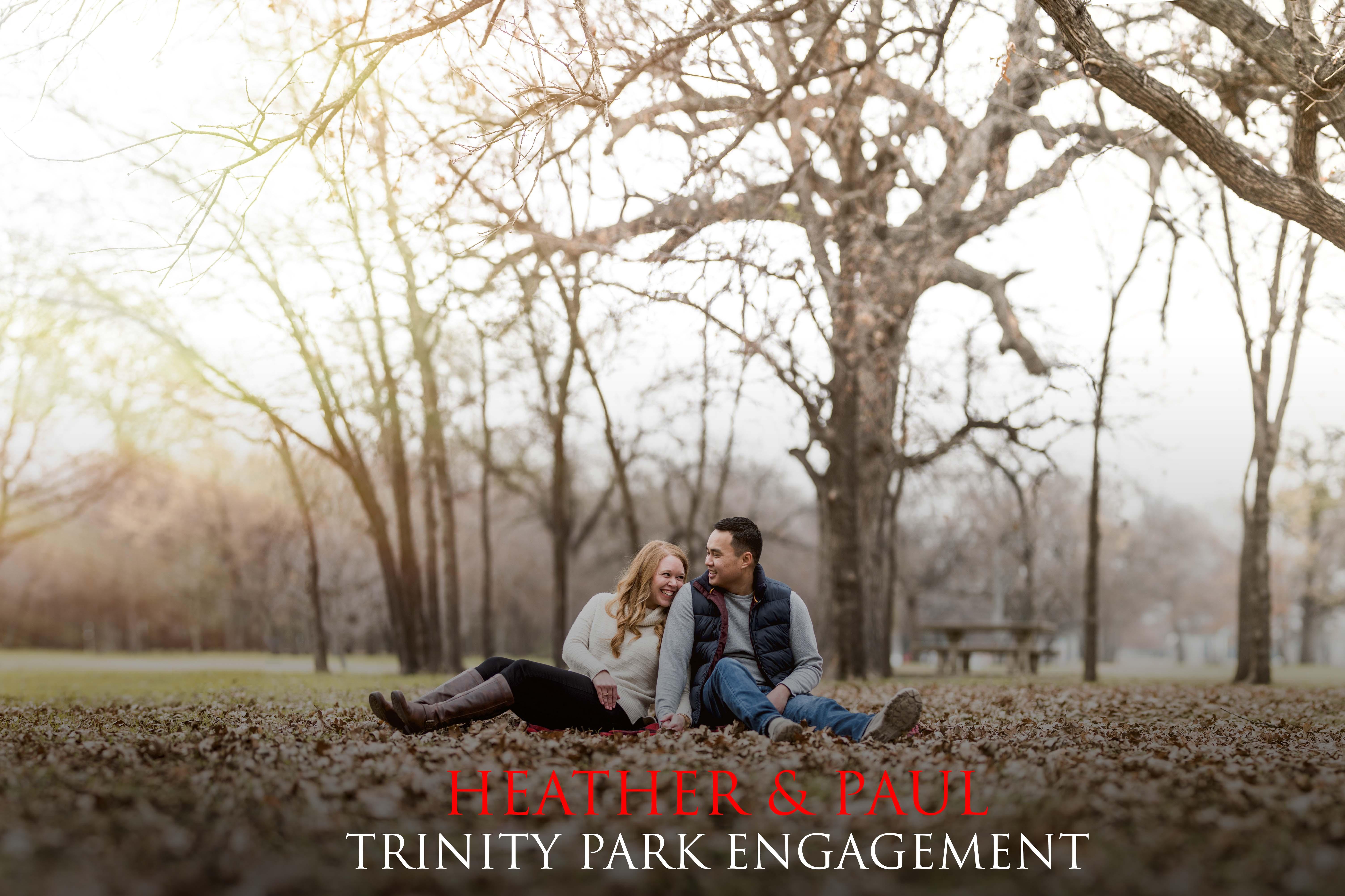 Trinity Park Engagement