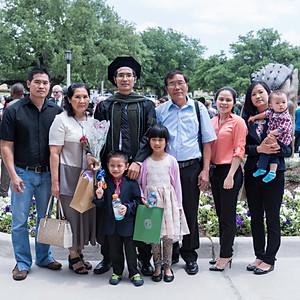Anh's Graduation