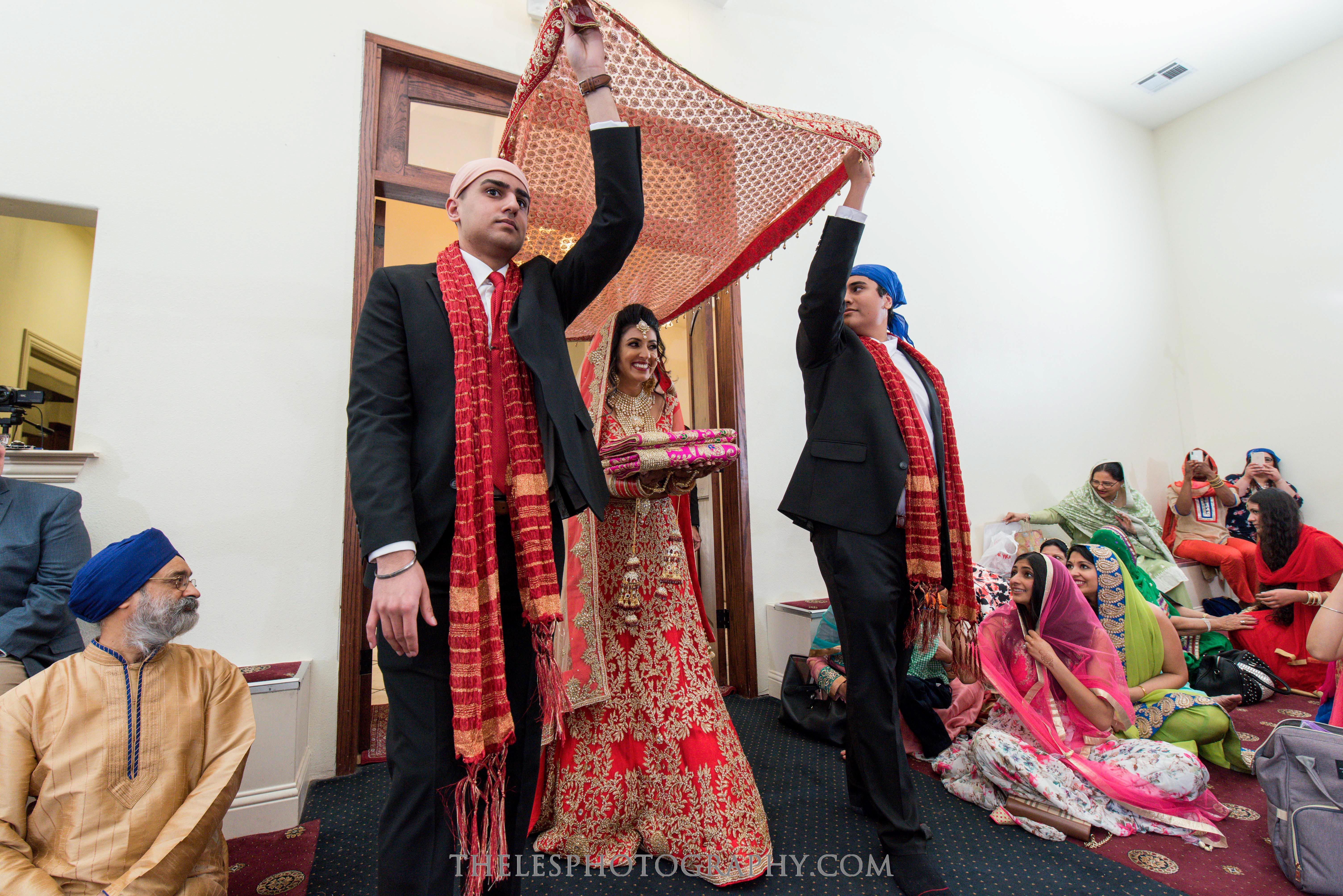 The Les Photography - Punjabi Wedding - Sikh Indian Wedding - Dallas Wedding Photographer 29