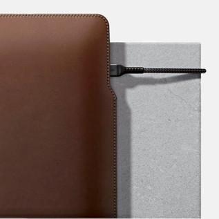 Nomad Leather Sleeve - STEL