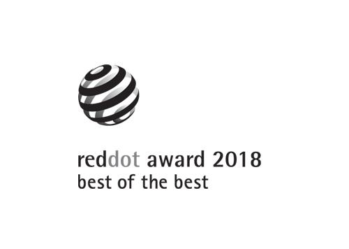Red Dot Design Awards 2018