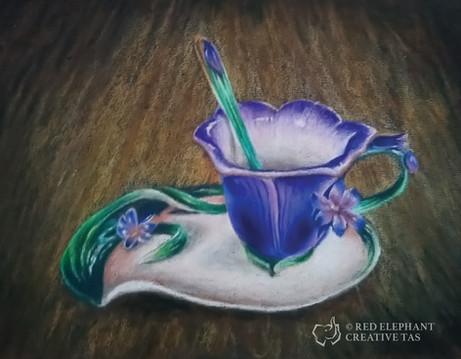 Bluebell Teacup
