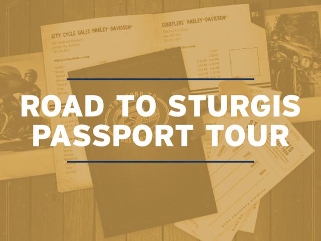Road to Sturgis Passport Tour