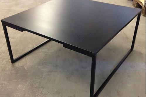 Softline Mirror bord, sort / Softline Mirror table, black