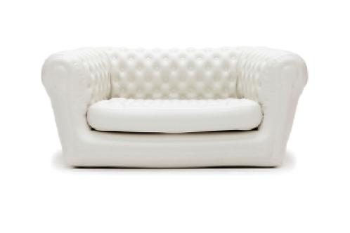 Big Blo 2, sten hvid - oppustelig / Big Blo 2, stone white - inflatable