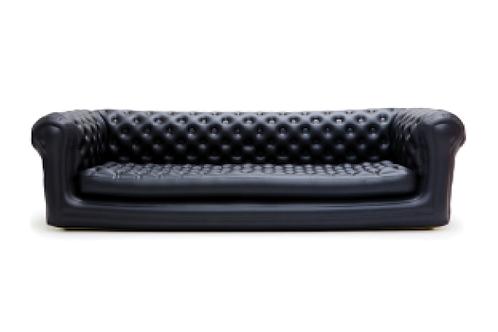 Very Big Blo, sort - oppustelig / Very Big Blo, black - inflatable