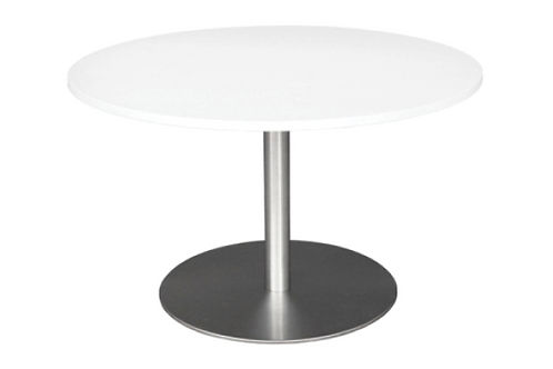 Bord Banquet Ø120, hvid / Table Banquet Ø120, white