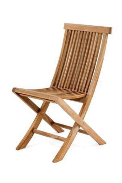 Havestol, natur / garden chair, nature