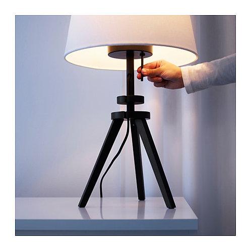 Bordlampe, Lauters retro / table lamp, Lauter's retro