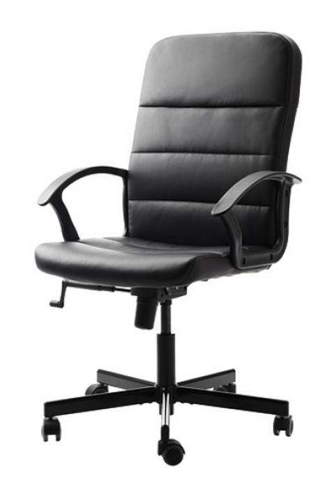 Kontorstol m. armlæn - PRODUKTION / Office chair w. armrest - PRODUCTION