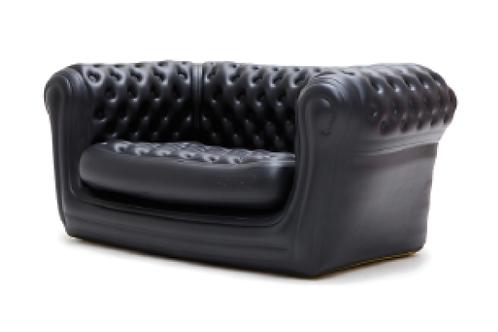 Big Blo 2, sort - oppustelig / Big Blo 2, black - inflatable