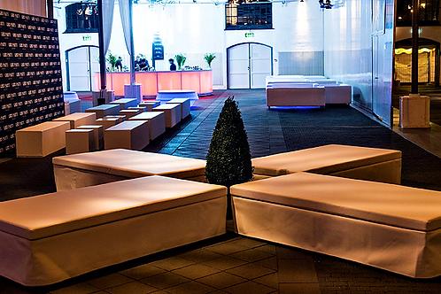 Dobbelt lounge / Double lounge
