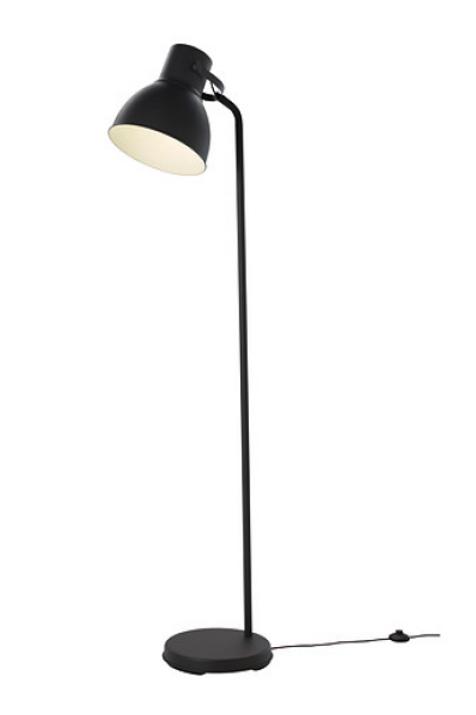 Industri gulvlampe / Industrial floor lamp