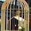 Thumbnail: Fuglebur i birkefiner / Bird cage in birch veneer