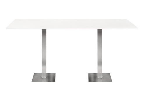 Cafébord M, hvid / Cocktail table M, white