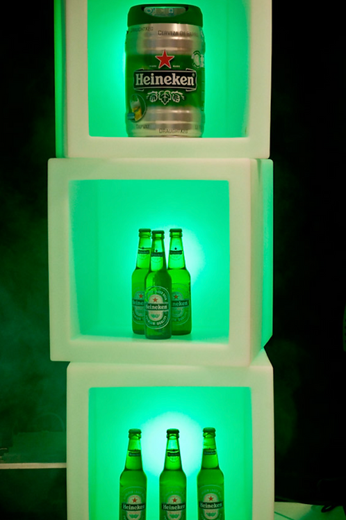Cube dekoration / Cube decoration