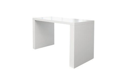 Arc bord, lille, hvid / Arc table, small, white