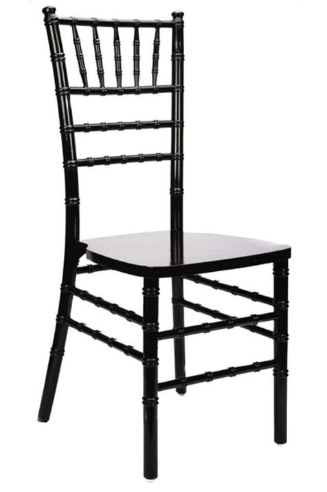 Chiavari stol, sort / Chiavari chair, black