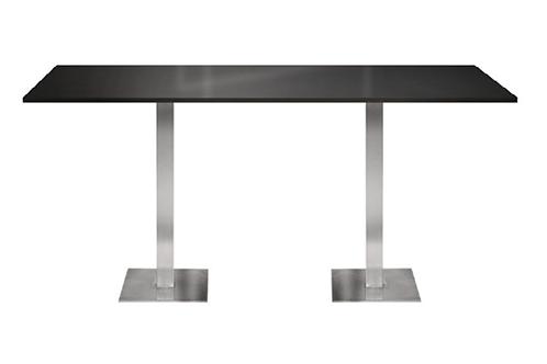 Cafébord M, sort / Cocktail table M, black