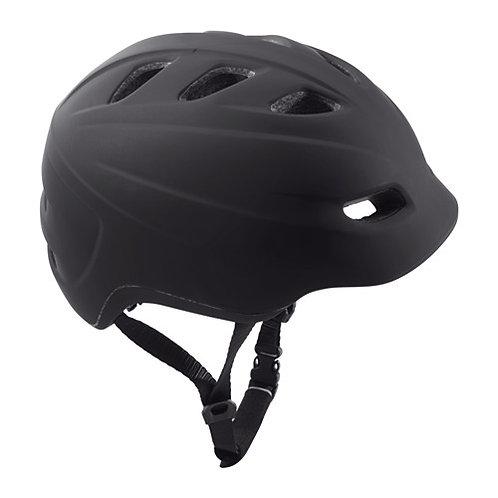 Cykelhjelm, sort / Bike helmet, black
