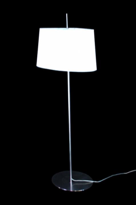 Oval gulvlampe / oval floor lamp