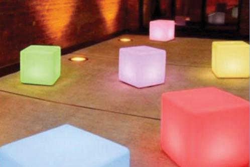 LED Cube 20x20x20