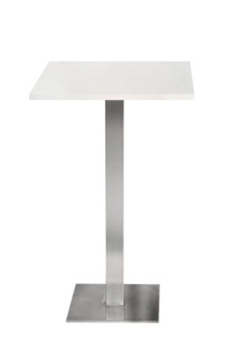 Cafébord XS, hvid / Cocktail table XS, white