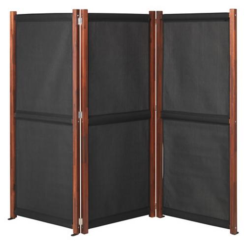 Foldevæg, 3 fag / Folding wall, 3 compartments